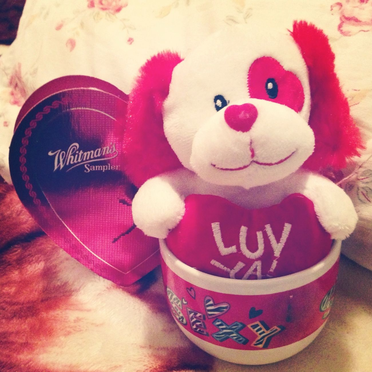 What He Gave Me For Valentines<3 :3