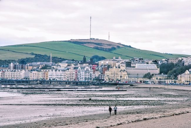 Beautiful town of Douglas , Isle Of Man . Landscape Landscape_photography Scenery Town Two Is Better Than One