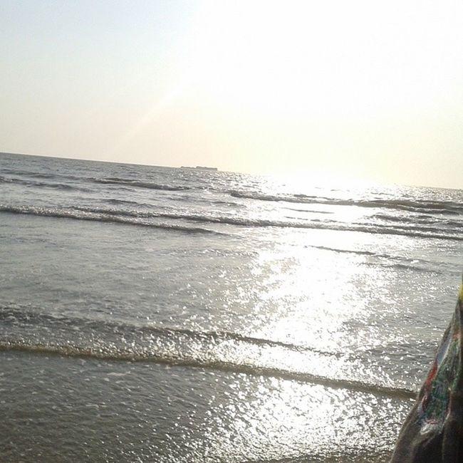 Vacation Happy Alibaug Njoymnt fullon:-O<3