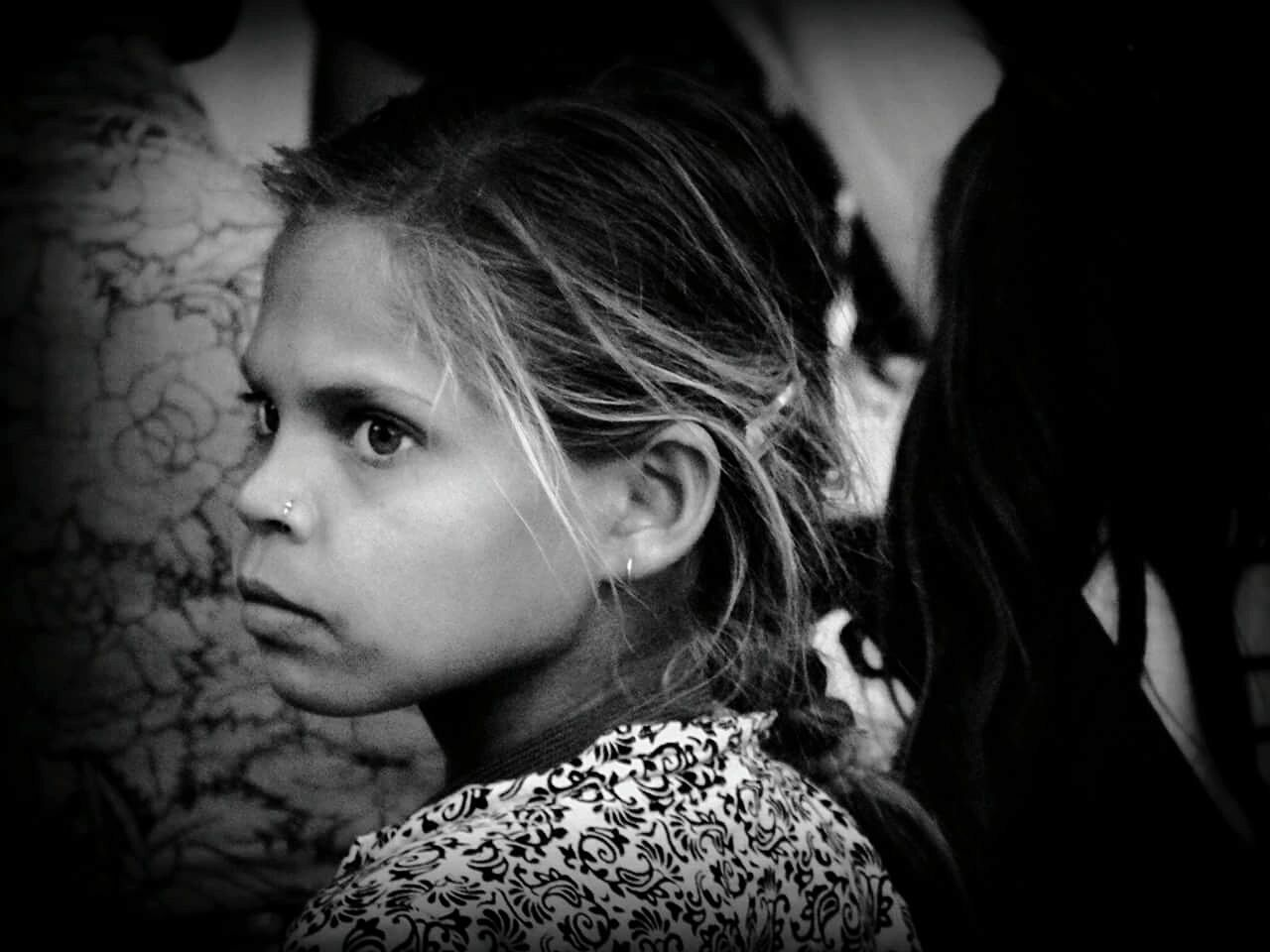 Inquisitive or Intrigued. It starts with the eyes EyeEm Best Shots Eyes Indiapictures Rural Intrepid Explorer Intrepidtravel Inquisitive Curious Intriguing SchoolGirl Streetblackandwhite