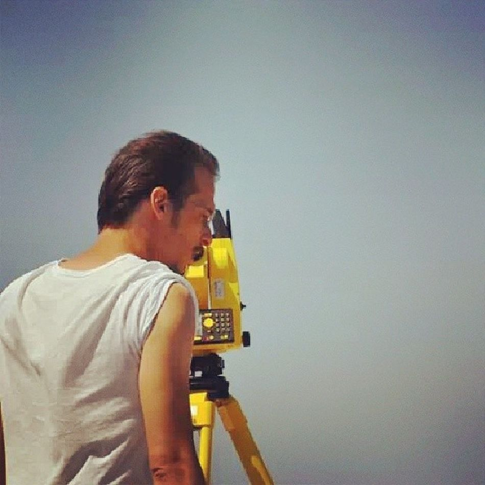 """""""well they call me the working man, i guess that's what i am."""" Architecture ARCHITECT People People Photography Memyself&ı Self Portrait Architectureporn"""