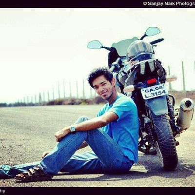 Lifes a journey.. And i found my ride :-) I9003 Pulsar Ride Bike passion india photography