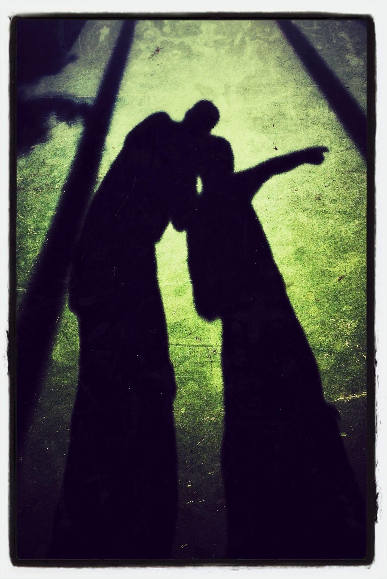 Schattenspiel  of Father & Son