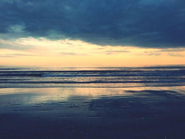 Beach Sea Yuigahama Relax Beautiful