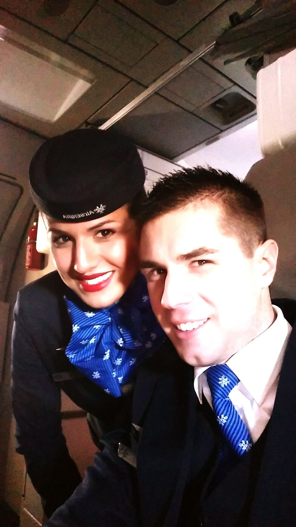 Crewlife Happycrew Arnada Stokholm Winter Lovely Aviationgeek Aviation Cabincrew AirbusA319 Happycrew