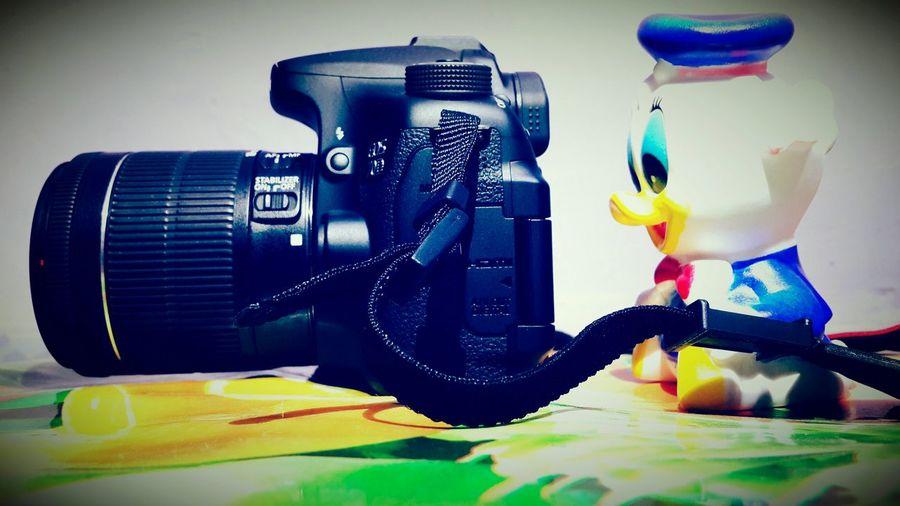 Capture DONALD DUK First Eyeem Photo