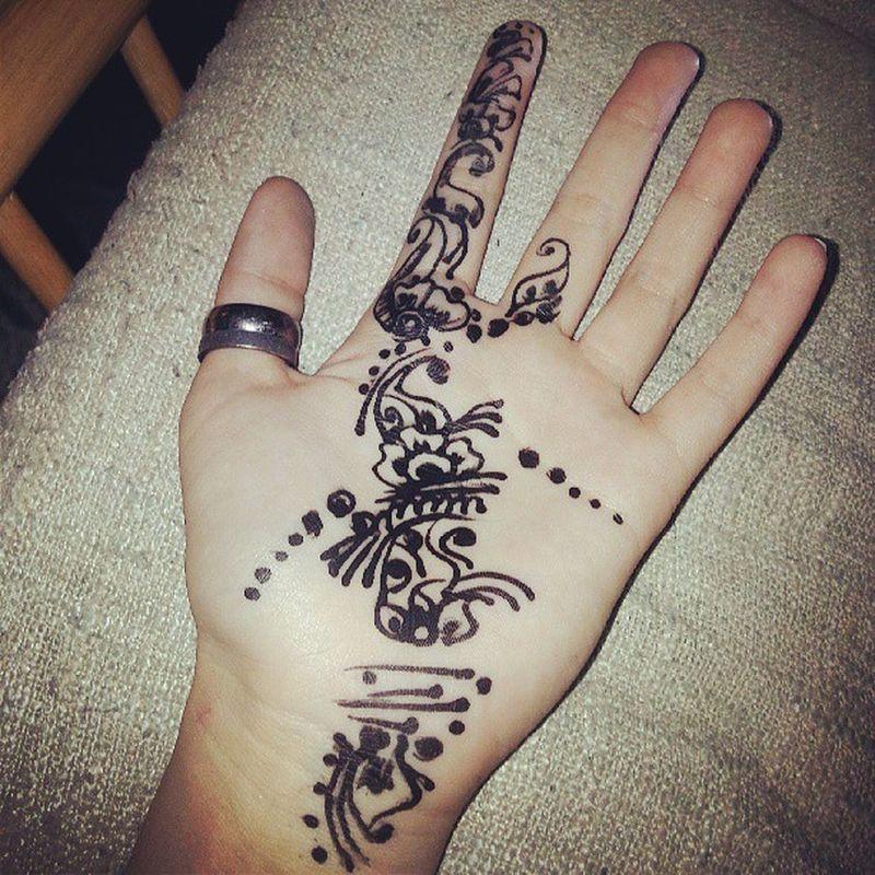 Henna Tasteofdanforth