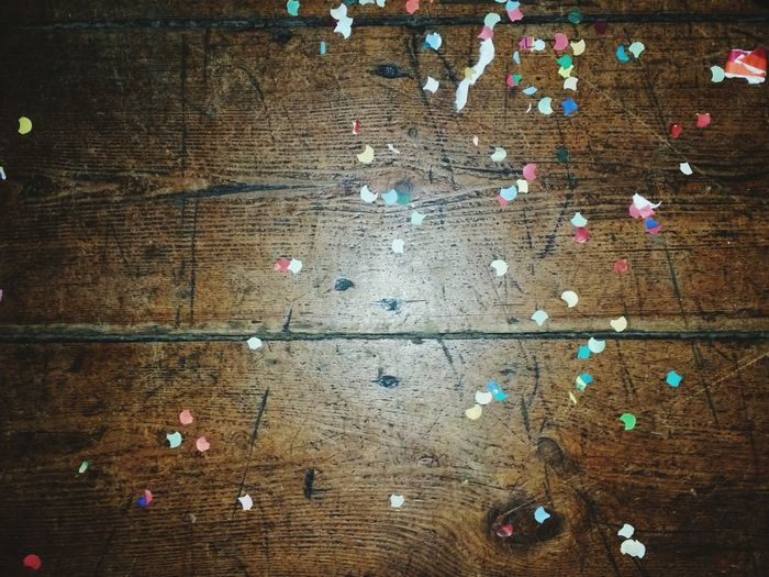 Christmas Party Confetti Allthetime 2015  Celebrating Endspurt Working Hard Christmas Around The World