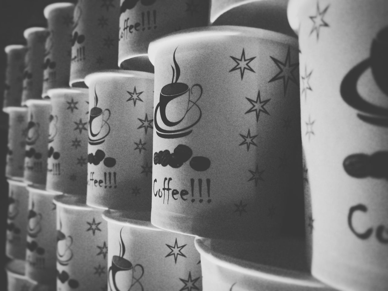 Shades Of Grey Coffee Phoyography Popular Photos Eye4photography  Awosome Monochrome Mobile Photography Light And Shadow Beautiful