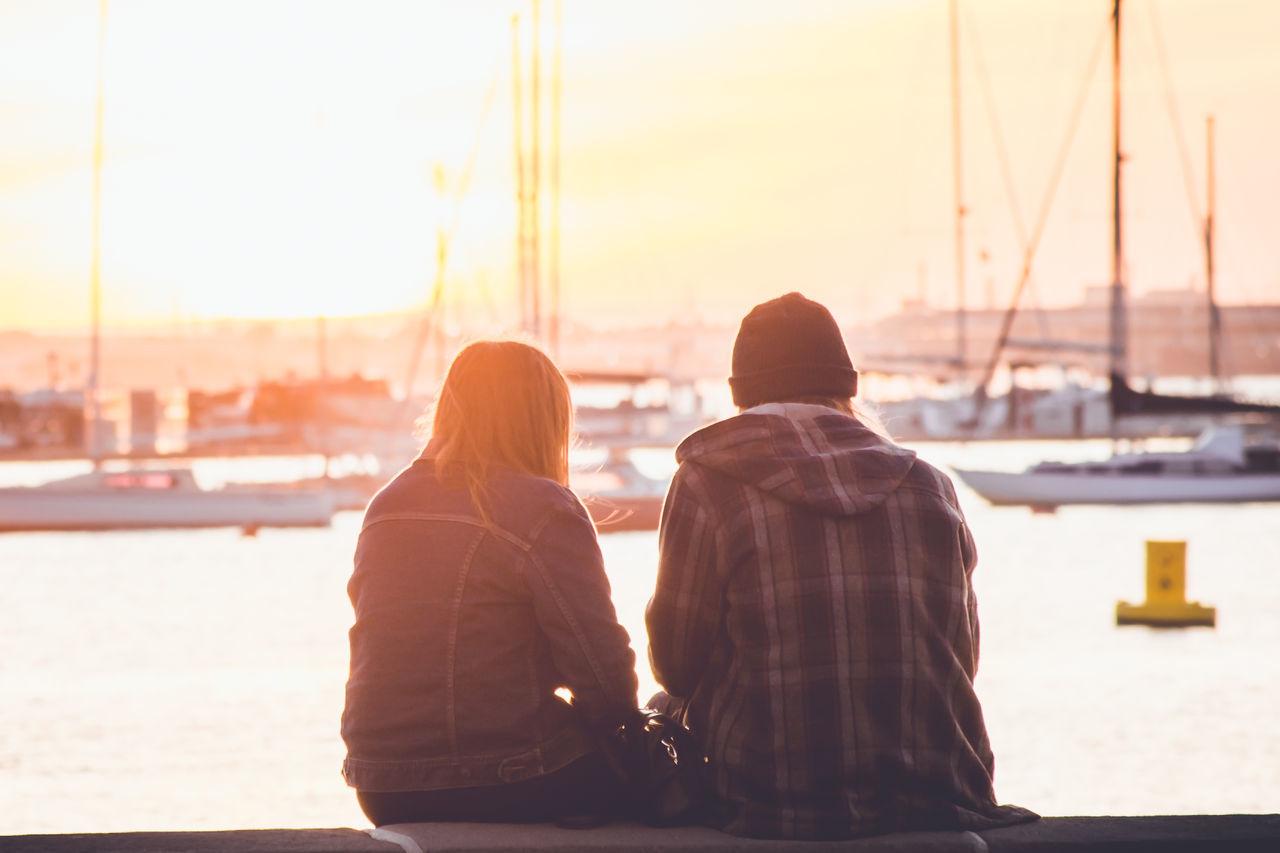 Beautiful stock photos of valentine's day, Australia, Boat, Bonding, Boyfriend