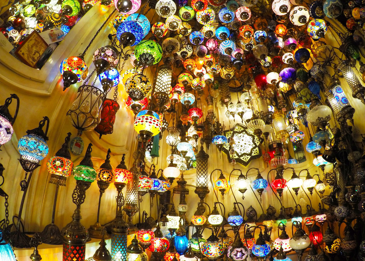2015  Colorful Colors Indoors  Interior Istanbul Light Lump Mosaic Tiles Mosaiclump Room Shop Store Turkey Türkiye イスタンブール トルコ モザイクランプ ランプ