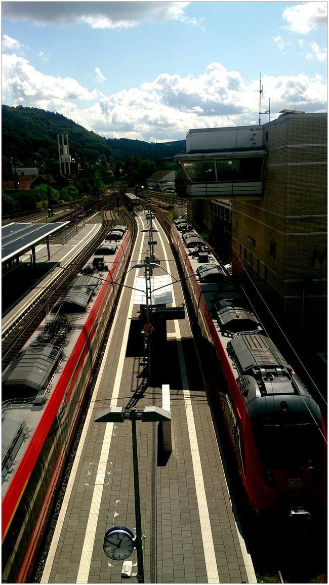 Public Transportation Mittelhessen-Express For You ;-) EyeEm Best Shots - The Streets