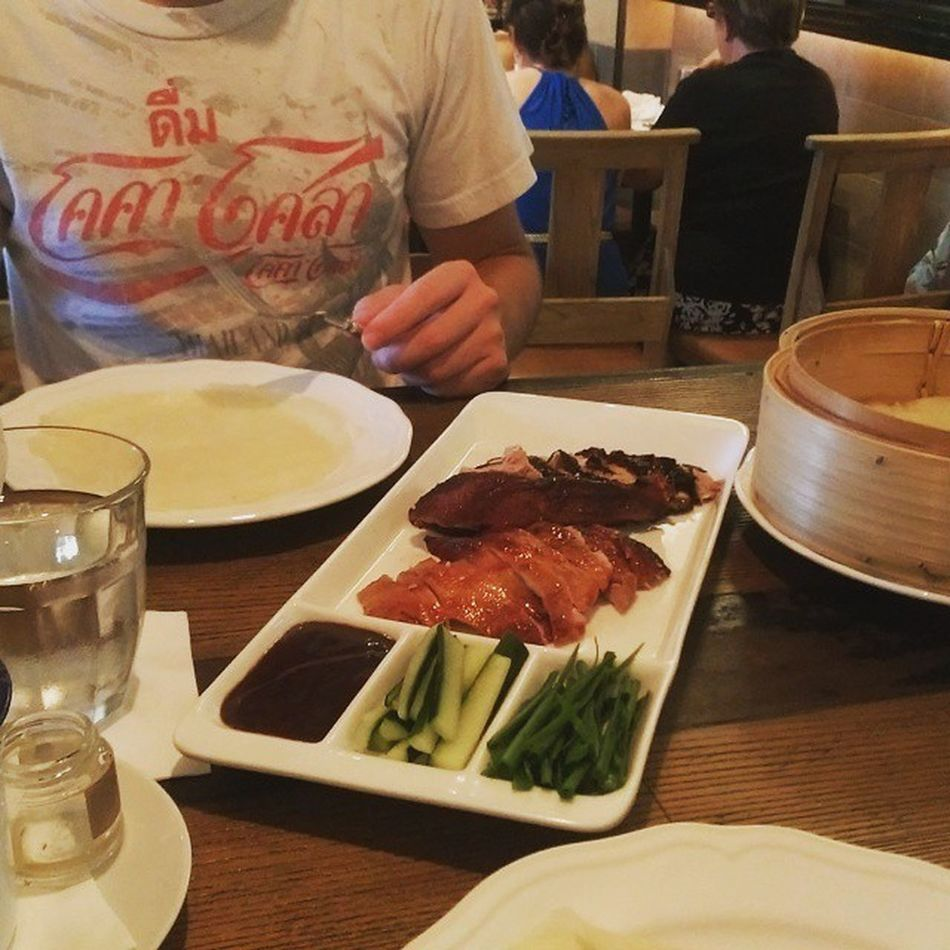 Duckpancakes at Thedrunkenduck Centralhk Chinesefood Amazing Iwantmore