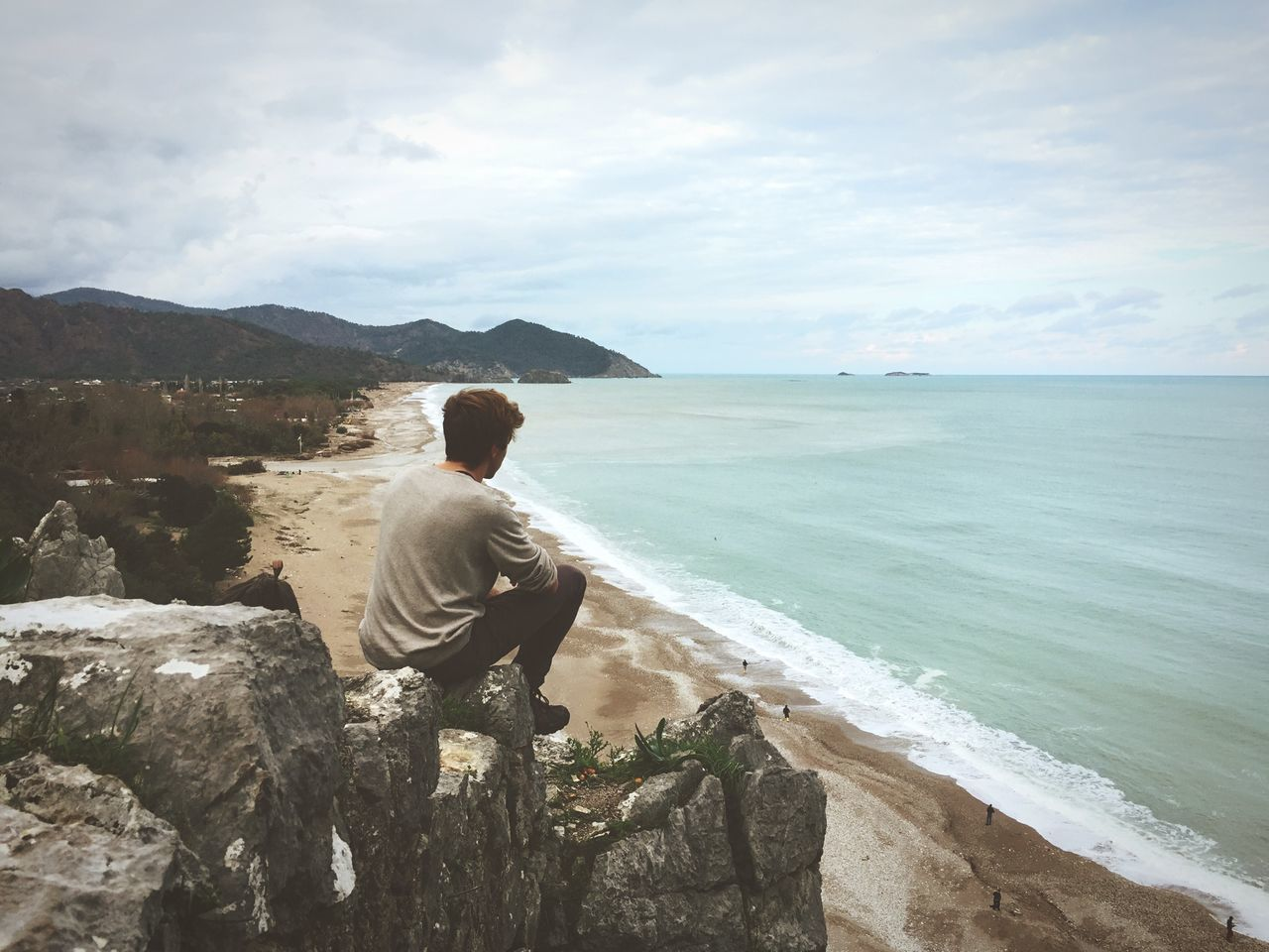 Beautiful stock photos of freedom, Beach, Beauty In Nature, Beykonak, Casual Clothing