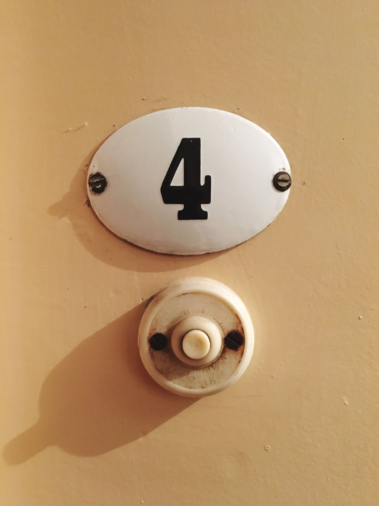 Los Amigos Del Departamento 4 Apartment Door Number Door EyeEm Best Shots EyeEmBestPics
