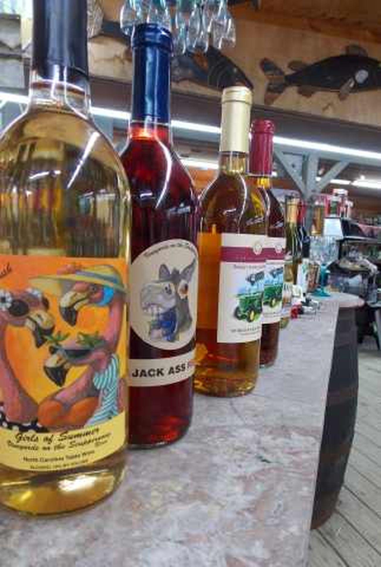 Wine? Oh! Nikon L810 Farm Markets Don't Be Square
