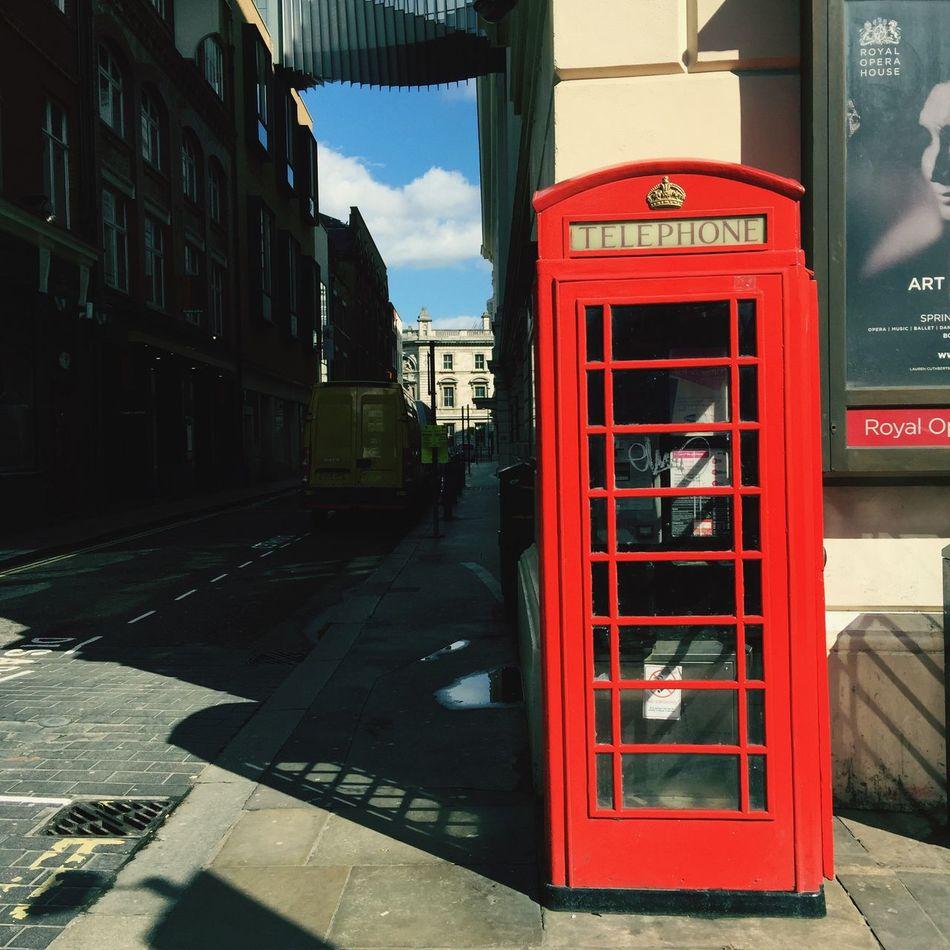 Sneak peek of London Sneak Peek London Telephone Chiu's2016 Traveling Enjoying Life Taking Photos 🏃🏻🏃🏻