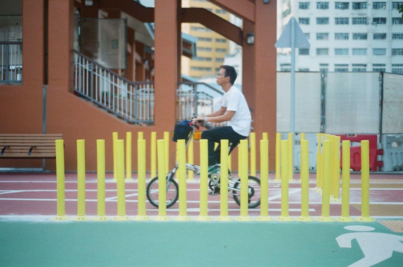 Film Film Photography Fujifilm Explore Hk Bike