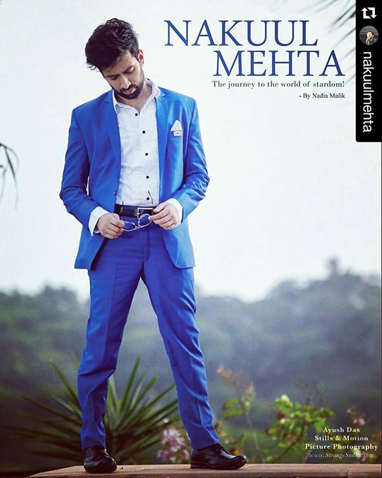 Repost @nakuulmehta with @repostapp ・・・ Alright kids, Happy Children's Day! ThnkMkt Magazine Nov Issue on stand now! Yay @nadiiaamalik @ayushdas Nakuulmehta Magazine Portfolio Indian Actors Indianactors Incredibleindia Bluesuit Blue Tvactors Teleactorsindia Indiantv Indianmodels Nakuul Adsmpp Indianmen Indian_men Filmactors Indiafilmactors Indian