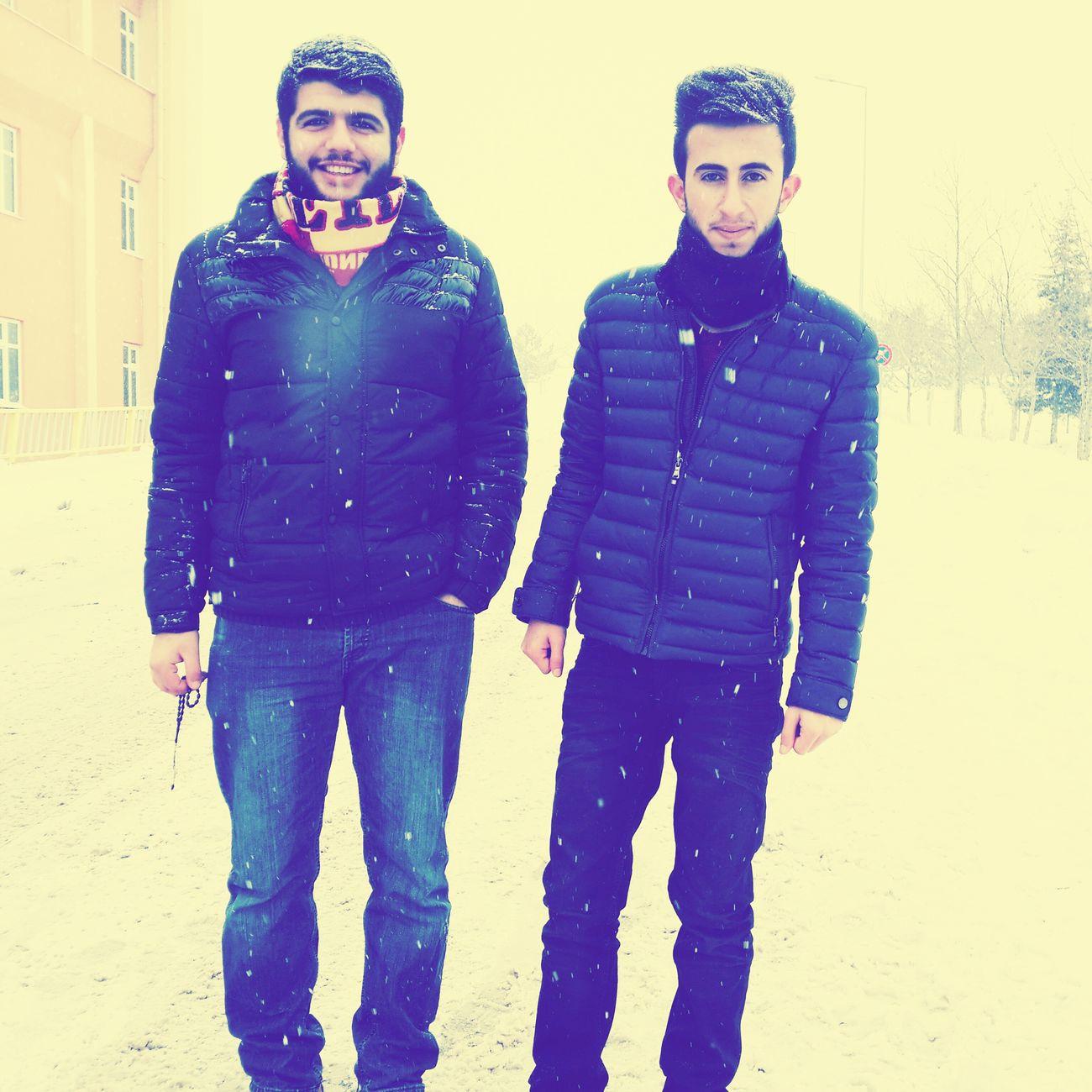 Selçuk üniversitesi Konya Kar:)