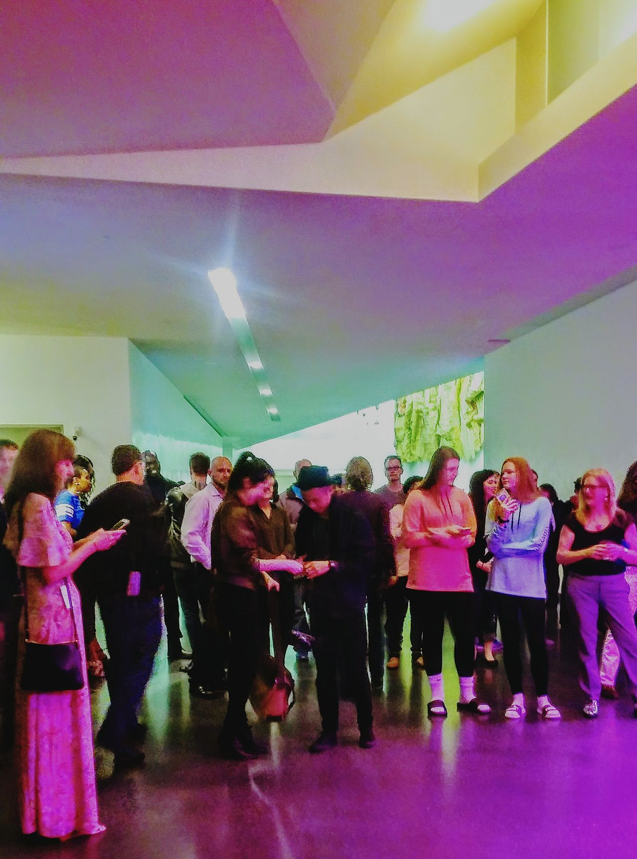 Large Group Of People Full Length Leisure Activity Arts Culture And Entertainment Standing Engagement Enjoying Life Engagement Ring Engagement Photography Put A Ring On It! Partypeople Love ♥ Architecture Art Gallery Art Museum EyeEm Diversity Visual Feast BYOPaper! Let's Go Smarter