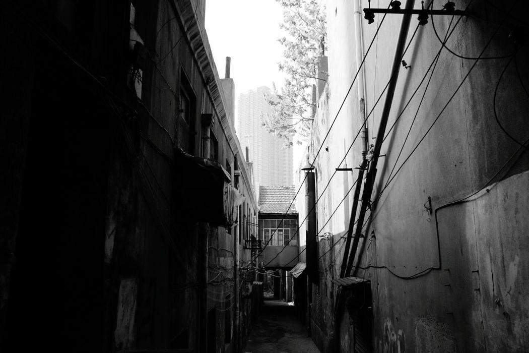 Qingdao 청도 골목 Backstreet