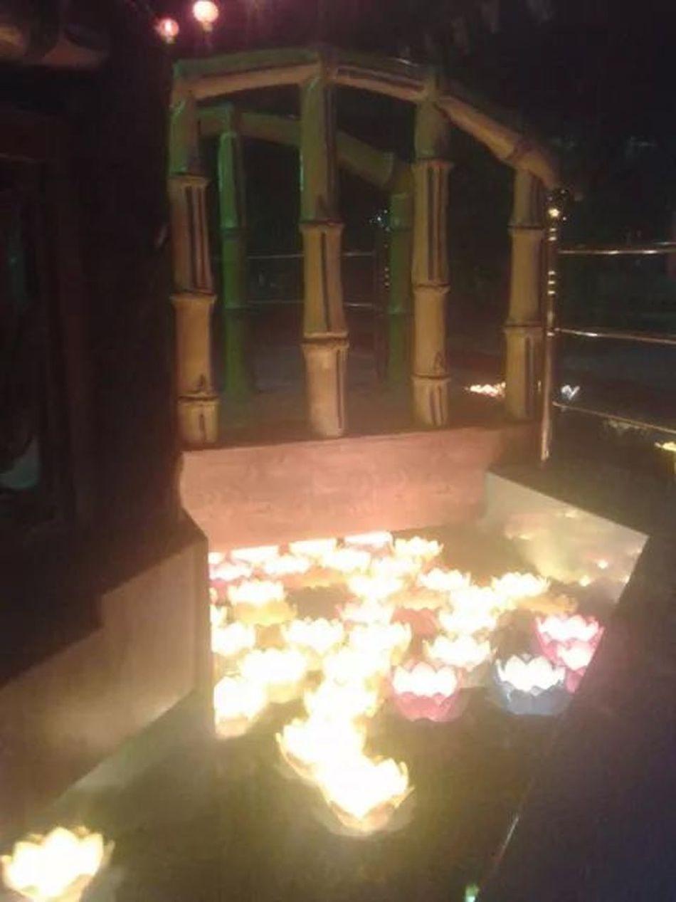 Nice! Flying Lotus Vietnamese Pagoda Enjoy Peace ✌