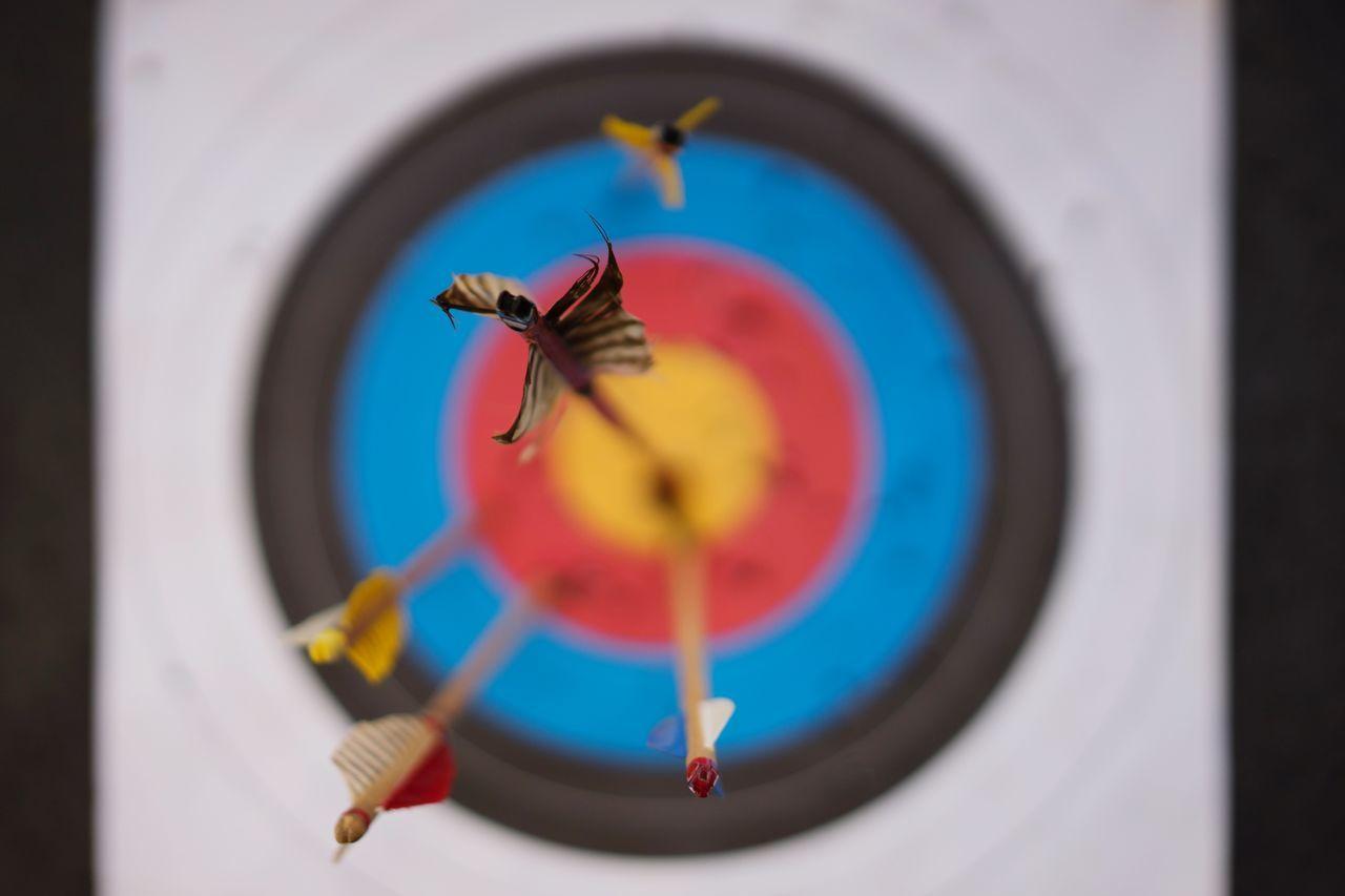 Beautiful stock photos of target, Absence, Accuracy, Circular, Close-Up