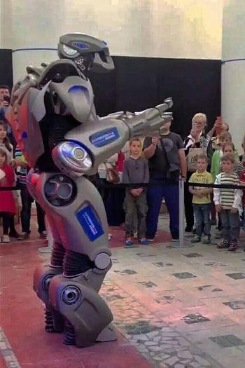 ВДНХ Москва Бал роботов 2015 Робостанция роботы Robots Robot Popular Photos Popular Eye4photography