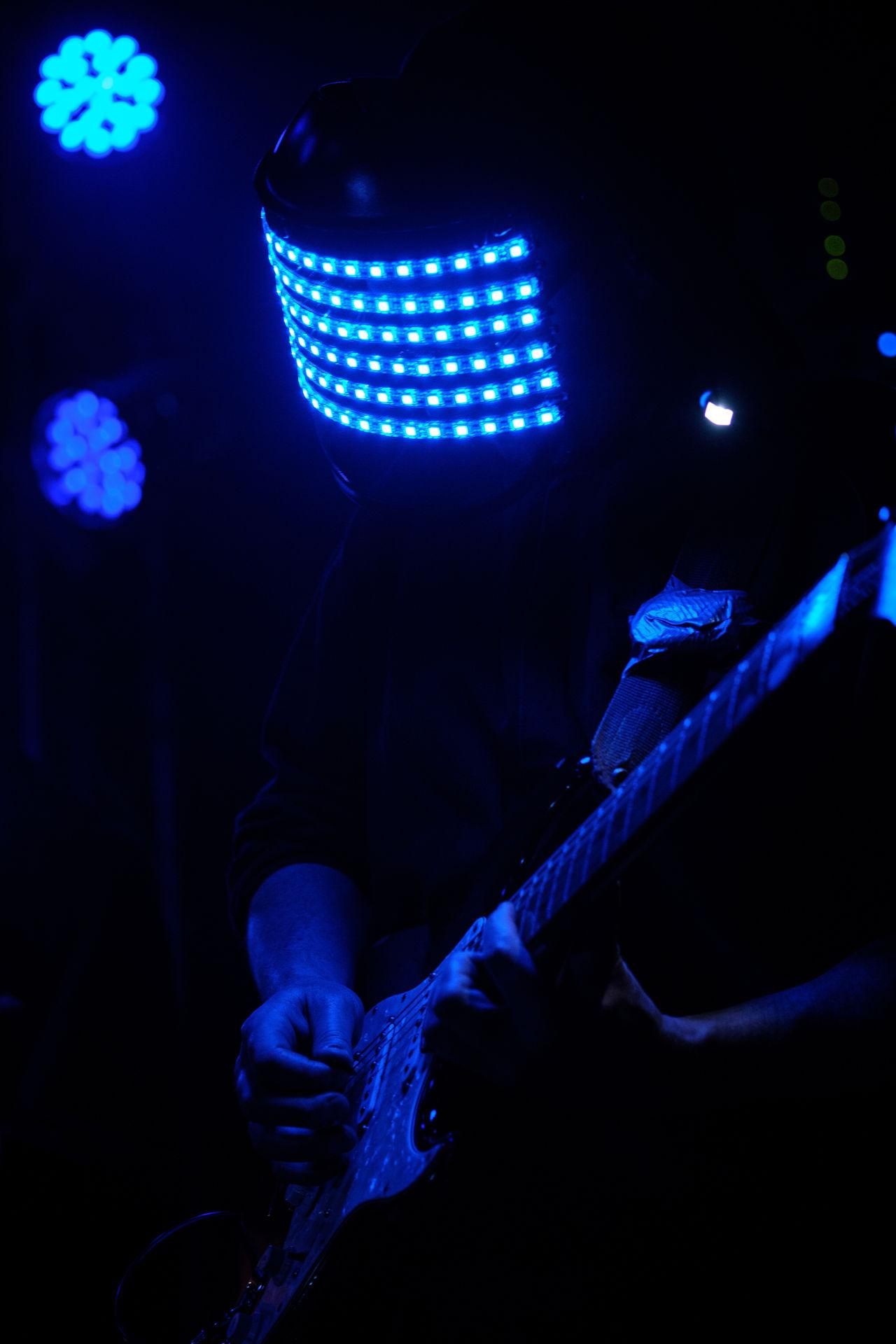 Berlin Led Helmets Lido Lido Berlin Live Music Neon Squarepusher Xjazz Xpro2