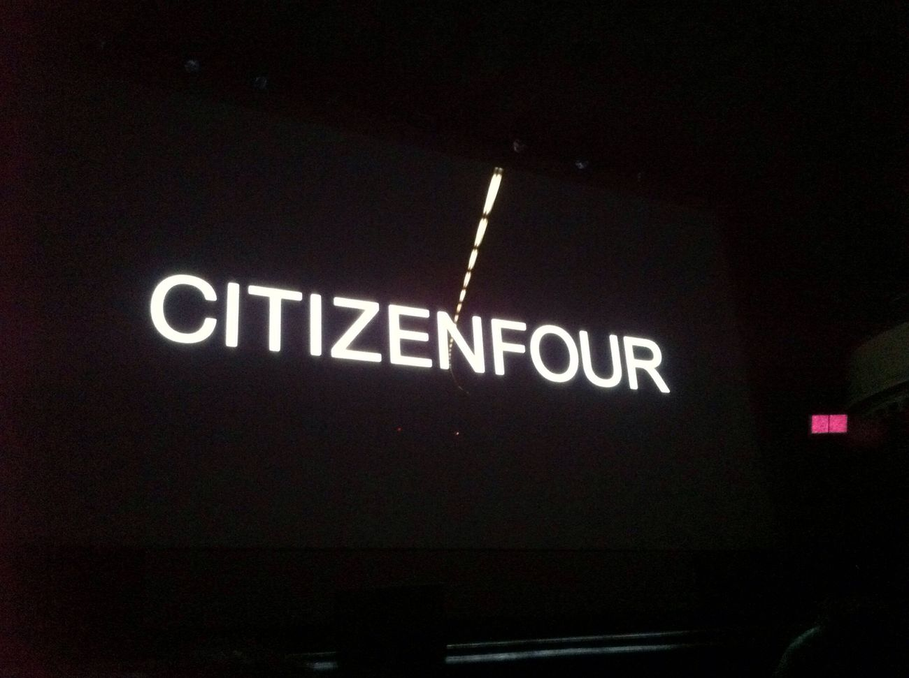 CITIZENFOUR The Human Condition Shootermag Spectator Edward Snowden Swiss Asylum Living Bold