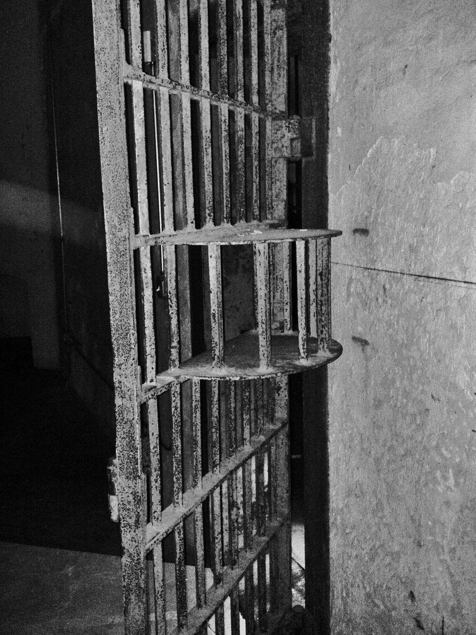 Charleston Haunted Prision 5 Prision Bars