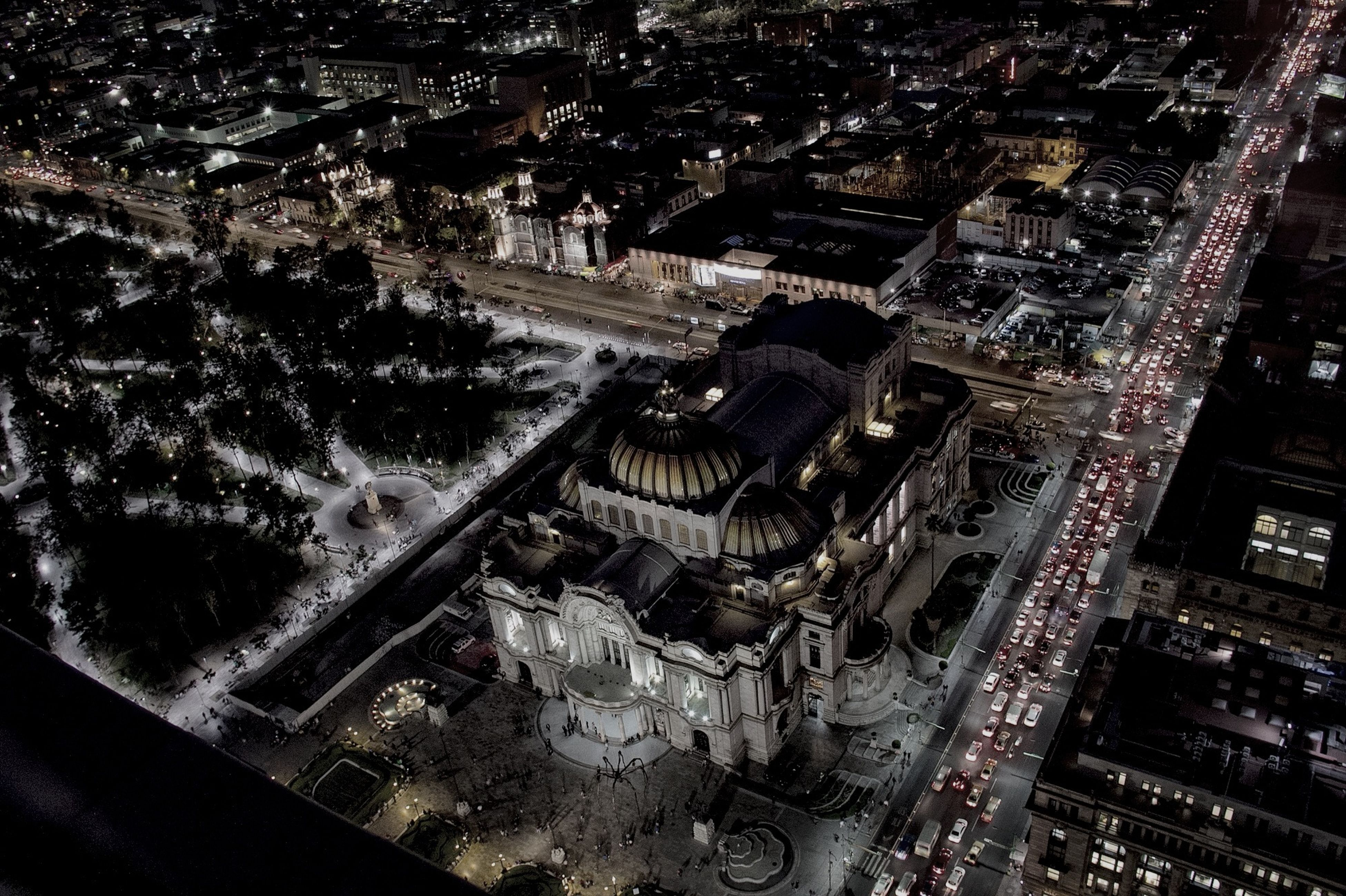 architecture, building exterior, built structure, city, low angle view, night, famous place, tower, tall - high, high angle view, travel destinations, capital cities, history, tilt, travel, international landmark, skyscraper, cityscape, outdoors, tourism