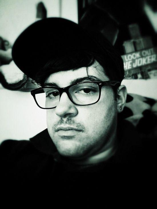 Self Portrait Hackney Downs