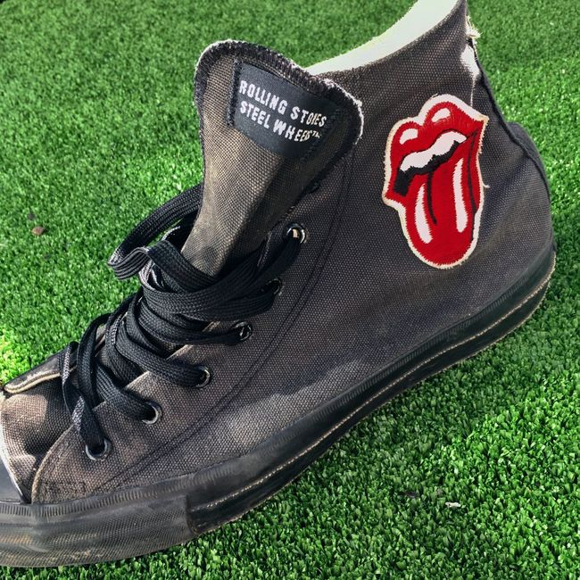 The Rolling Stones All Stars Converse All Star Converse⭐ Converse Snickers Rock N Roll