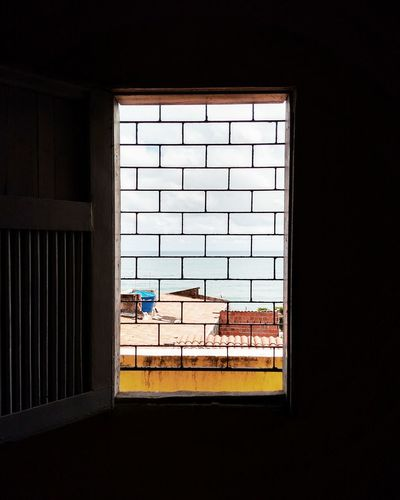 Be hopeful Window Architecture Day Sky Beauty In Nature City Life Photography Sea Outdoors Cityscape Favelas Wildlife Fearless Missionary Life Yolo