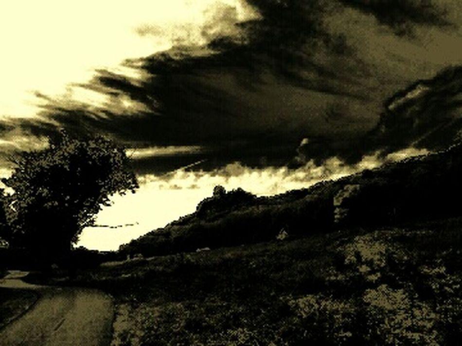 The Wizard Of Oz Sepia Tineless Monochromatic Path Bluff The Driftless Region