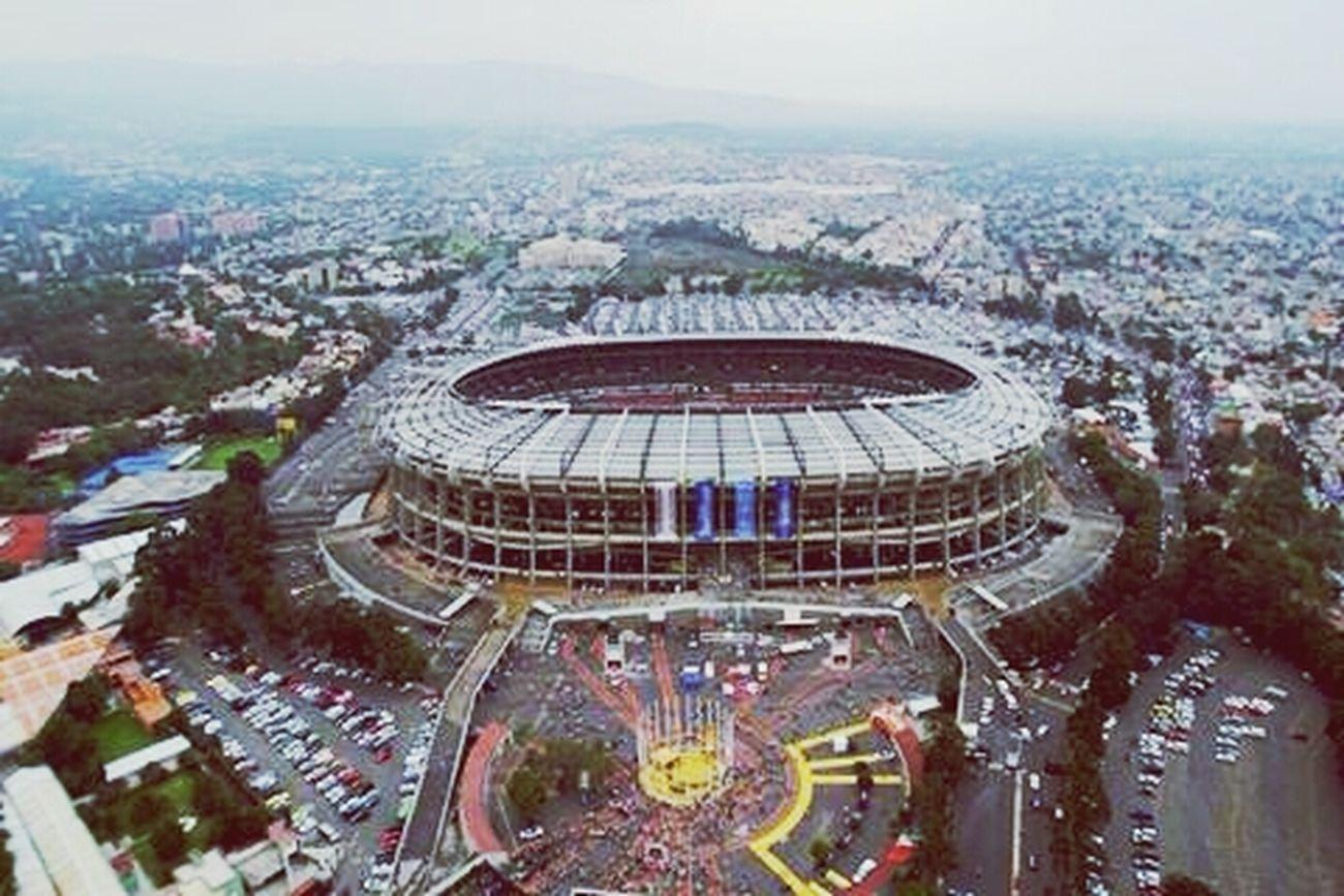 Football Football Stadium Estadioazteca New Experience
