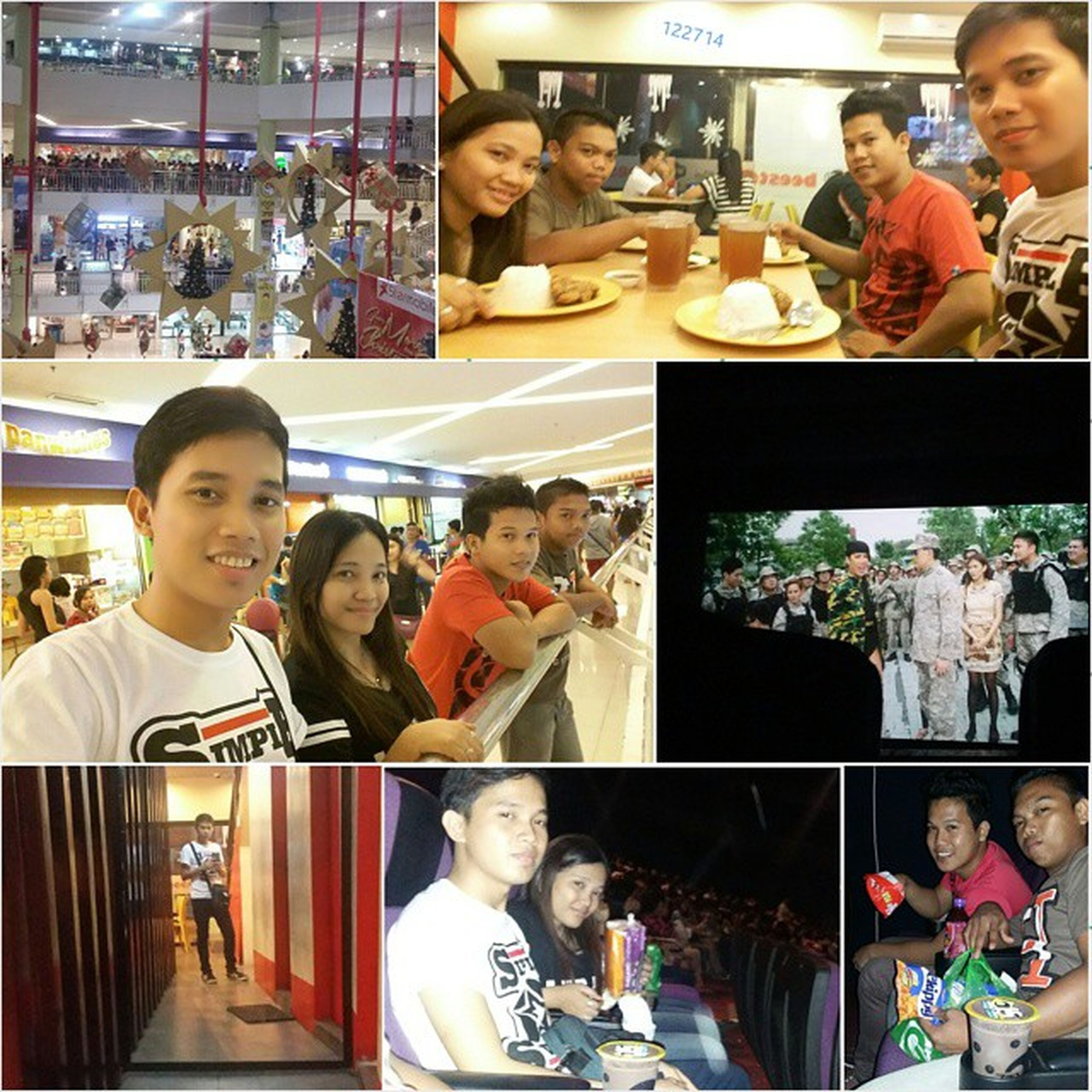 My movie date Brosiscous Theamazingpraybeytbenjamin TaasPila Lastsaturdayof2014 Gvpamore Goodevening