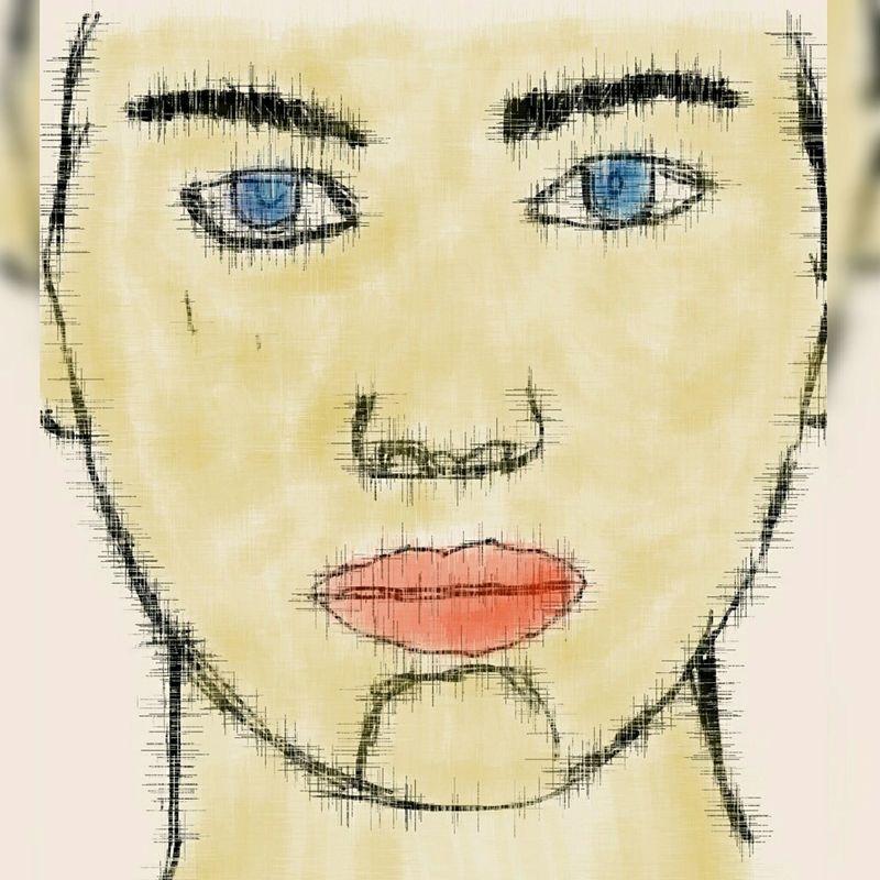 Sketch EyeEm Gallery Photoshop Jennifer Lawrence