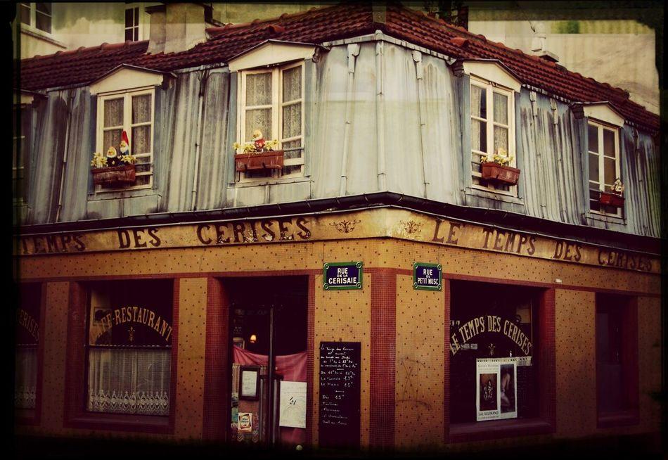Retour à Paris Restaurant Parisien I Love Paris Paris On My Mind