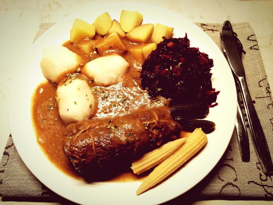 Rouladen DIY Cooking German Food Holiday - Event