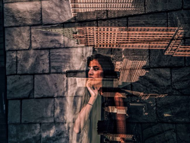 Architecture Double Exposure Capture The Moment VSCO Beauty Urban Geometry Portrait EyeEm Best Shots Fine Art Photography