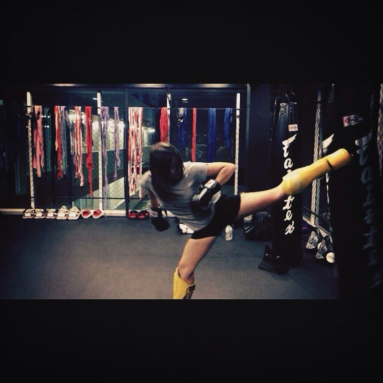 Gym MuayThai Boxingday