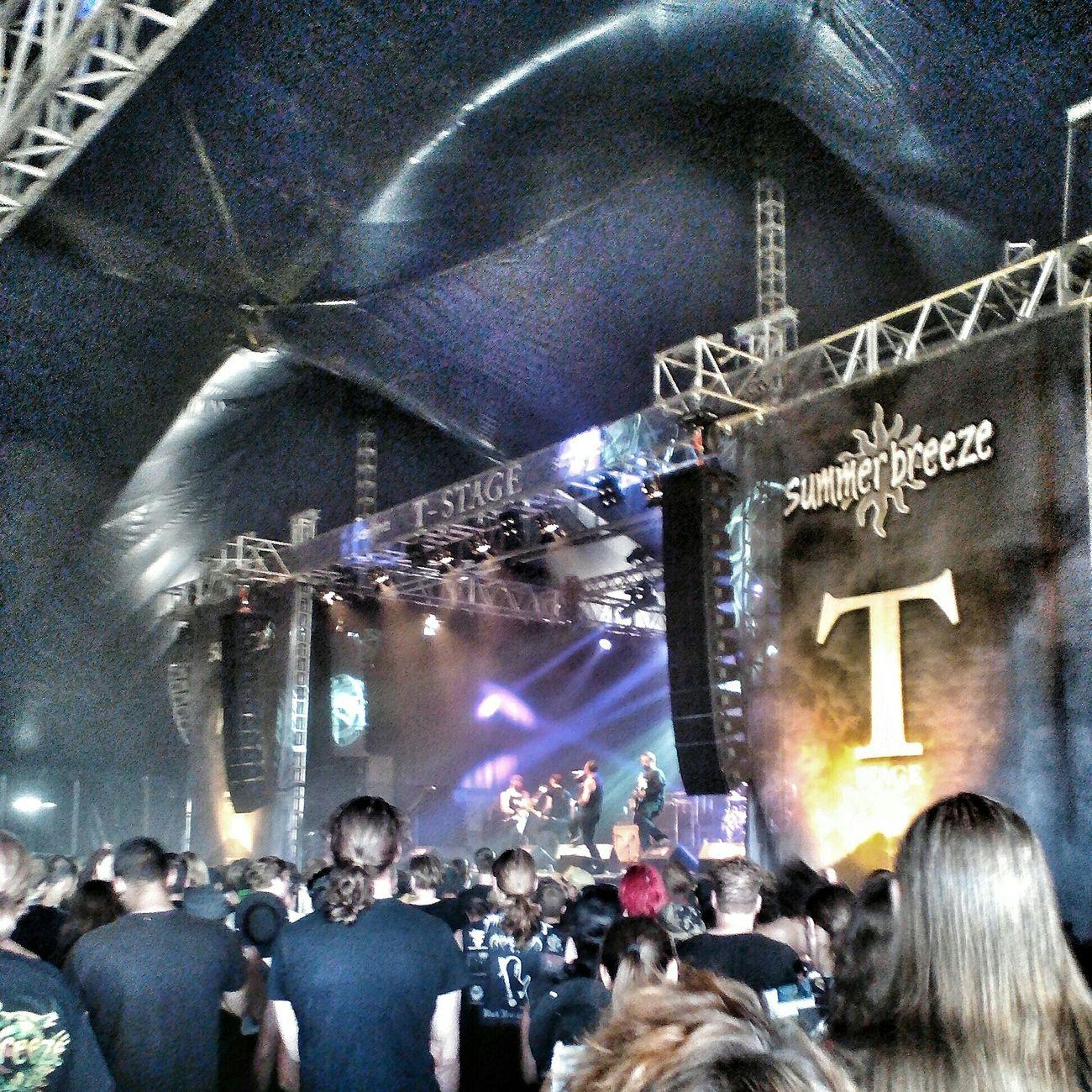 Moegen die spiele beginnen ... Livemusik Metal Dinkelsbuhl Open Air