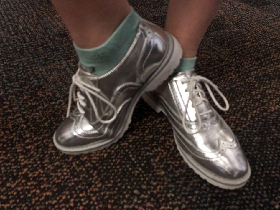 Canvas Shoe Carpet Close-up Fashion Fashionable Footwear Human Foot Lifestyles Limb Person Shoe Shoelaces Shoes Shoes ♥ Silver Shoes Standing Surface Level
