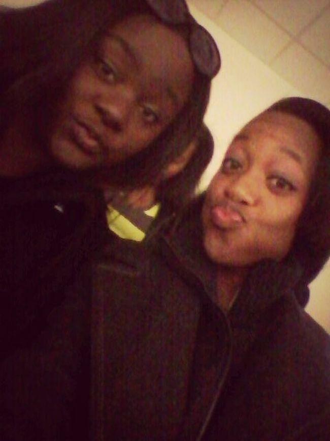 Lol Me And Kay #mySister !!!!