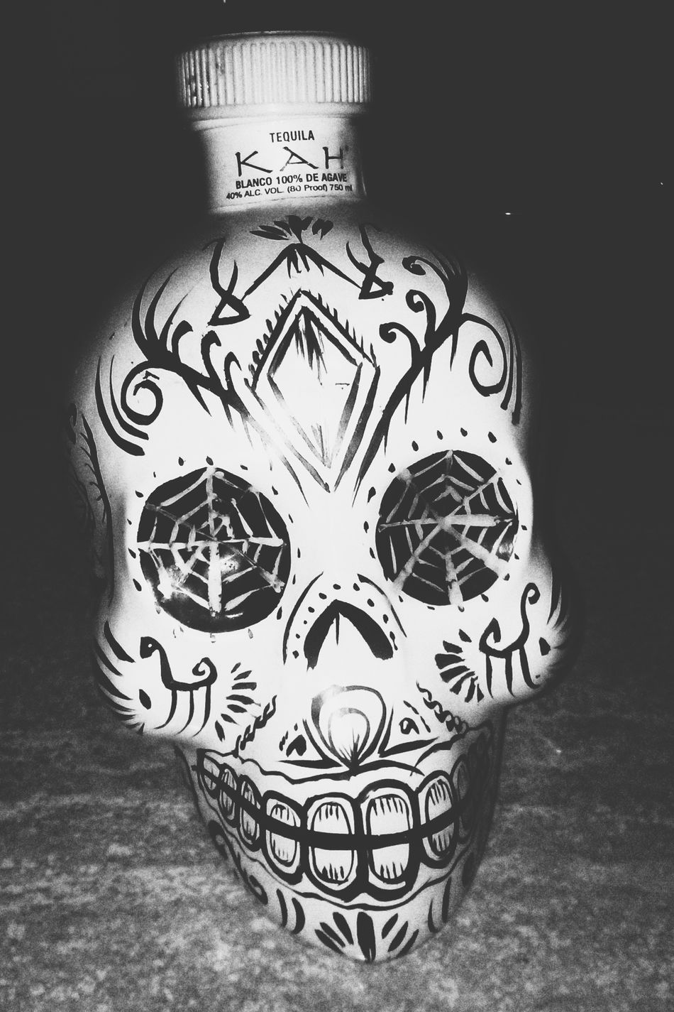 Yes, this is also Tequila Close-up Sugarskull Salud Bnw_collection Blancoynegro Blanco Y Negro Cheers ! Cheers Bnw Beverage Blackandwhite Photography Bnwphotography Beverages Black And White Blackandwhite Bnw Photography Blackandwhitephotography Tequila! Tequila Time Bnw_friday_eyeemchallenge