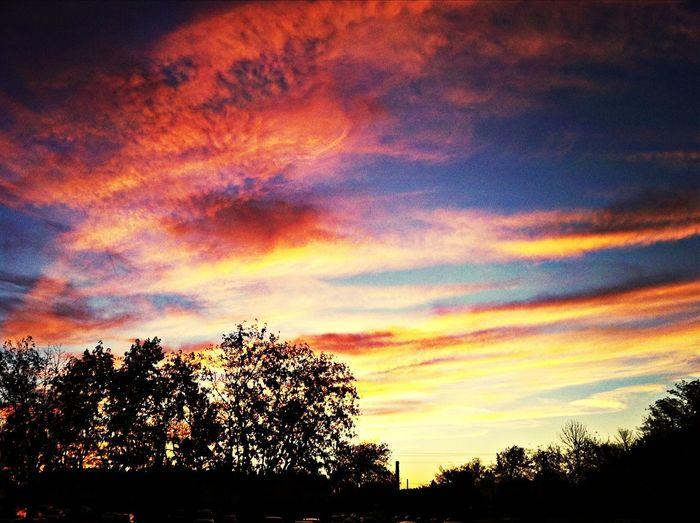 Beautiful sunset :D