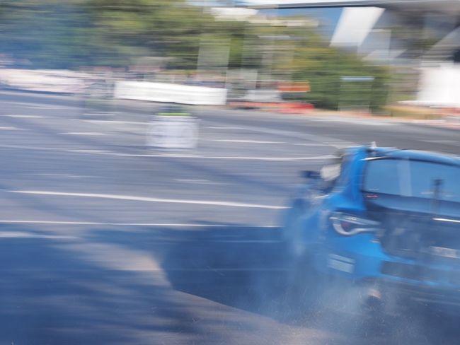 Tokyo Auto Salon 2015 Event Racing Car Car Enjoying Life Drift Drifting Capturing Movement EyeEm Best Shots The Action Photographer - 2015 EyeEm Awards 東京オートサロン 東京オートサロン2015